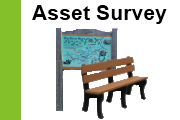 Asset and Park Furniture Survey software on Android